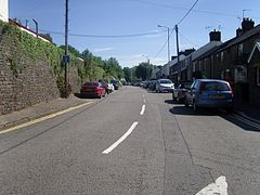 Main Road, Cross Inn - geograph.org.uk - 841783.jpg