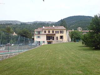 Peyroules Commune in Provence-Alpes-Côte dAzur, France