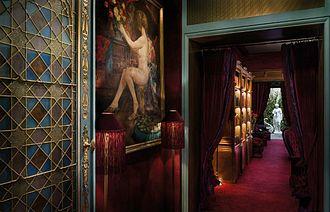 Maison Souquet - Interior of Maison Souquet
