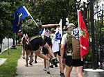 Maj. David Gray 140-mile memorial ruck march 130808-F-QZ836-004.jpg