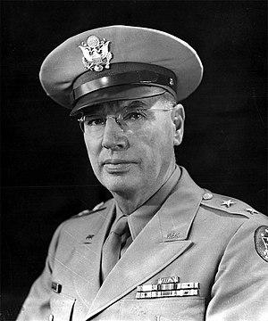 George F. Moore (general) - Major General George Fleming Moore