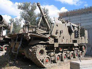 Soltam M-66 - Makmat 160 mm.