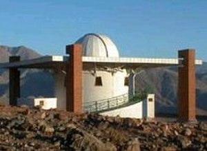 Vicuña, Chile - Mamalluca observatory.