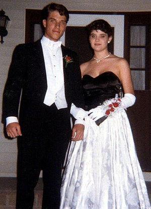 Formal wear - Formal wear worn at a wedding