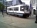 Manchester Metro tram turning a corner - geograph.org.uk - 10508.jpg