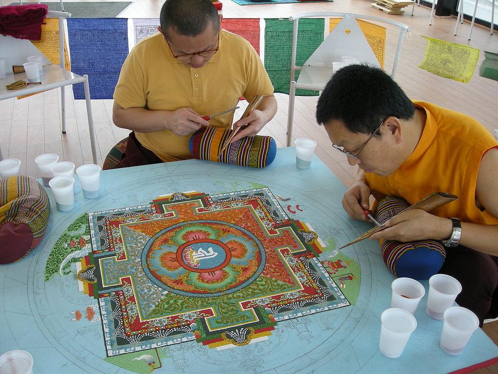 create: Mandalas