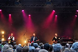 Manfred Mann's Earth Band beim blacksheep Festival 2016