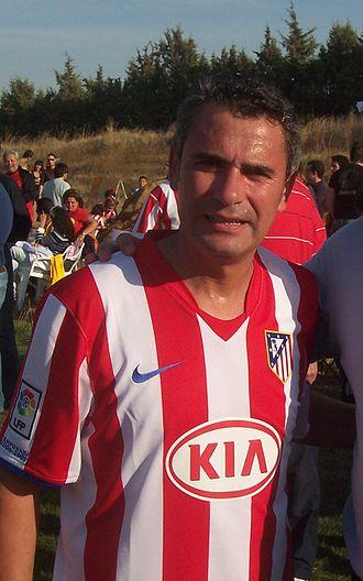 Manolo (footballer) - Image: Manolo atleti