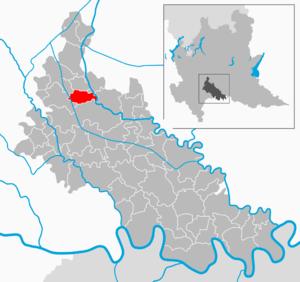Montanaso Lombardo - Image: Map IT Lodi Montanaso Lombardo