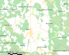 Map commune FR insee code 63010.png