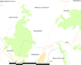 Map commune FR insee code 71505.png