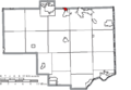 Map of Columbiana County Ohio Highlighting Washingtonville Village.png