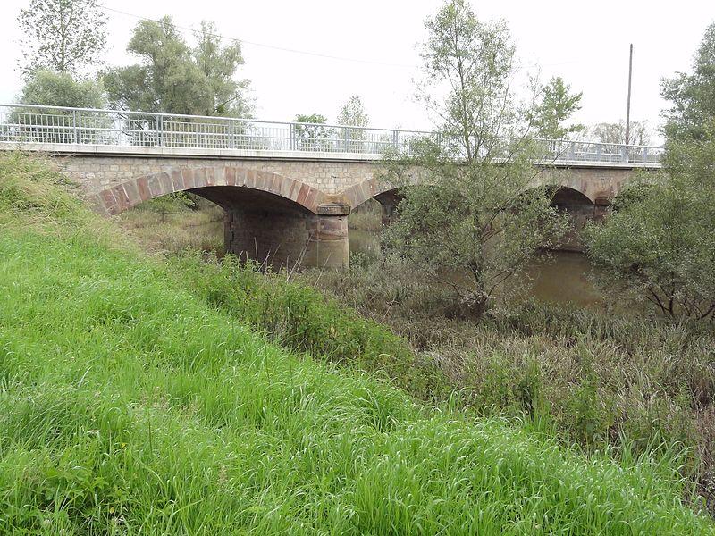 Marainviller (M-et-M) pont de la Vezouze