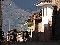 Maras village, children playing in the main street (6091616263).jpg