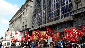 Workers' Left Front - Workers' Left Front in December 2017