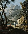 Marco Ricci - A mountainous landscape - S-2000-53 - Finnish National Gallery.jpg