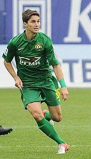 Marcos Pizzelli Brazilian-born Armenian footballer