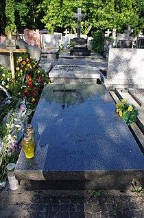 Marek Hłasko (grób).JPG
