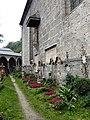 Margarethenkapelle (Petersfriedhof Salzburg) N wall - Petersfriedhof Salzburg (09).jpg
