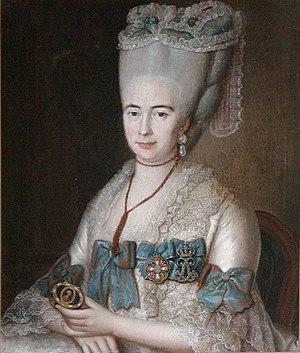 Margrethe von der Lühe - Margrethe Holck