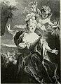 Marie-Anne Duclos, portrait gravé par Desplaces d'après le tableau de Largillière.jpg