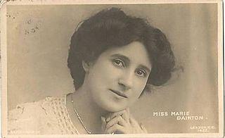 Marie Dainton British opera singer (1881-1938)