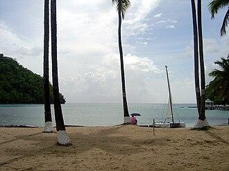 Marigot Bay - Image: Marigotbay 2