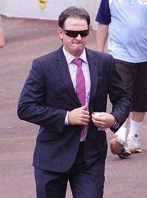 Mark Waugh - Image: Mark Waugh (Pic 2)