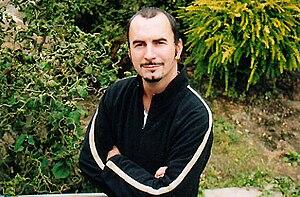 Mark Chadbourn - Image: Mark chadbourn