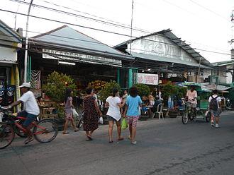 Macabebe, Pampanga - Public Market