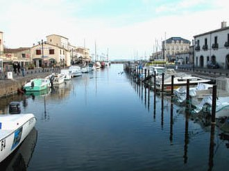 Canton of Agde - Port of Marseillan