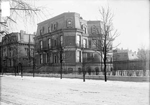 English: Marshall Field, Sr., residence at 190...