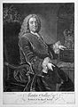 Martin Folkes. Mezzotint by J. MacArdell, 174- (?) after T. Wellcome L0033926.jpg