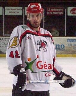Márton Vas Hungarian ice hockey player