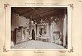 Martonvásár. A Brunszvik- (ekkor Dréher-) kastély hálószobája. 1898 körül. Fortepan 83183.jpg