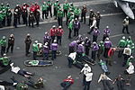 Mass casualty drill on flight deck 130506-N-LP801-092.jpg