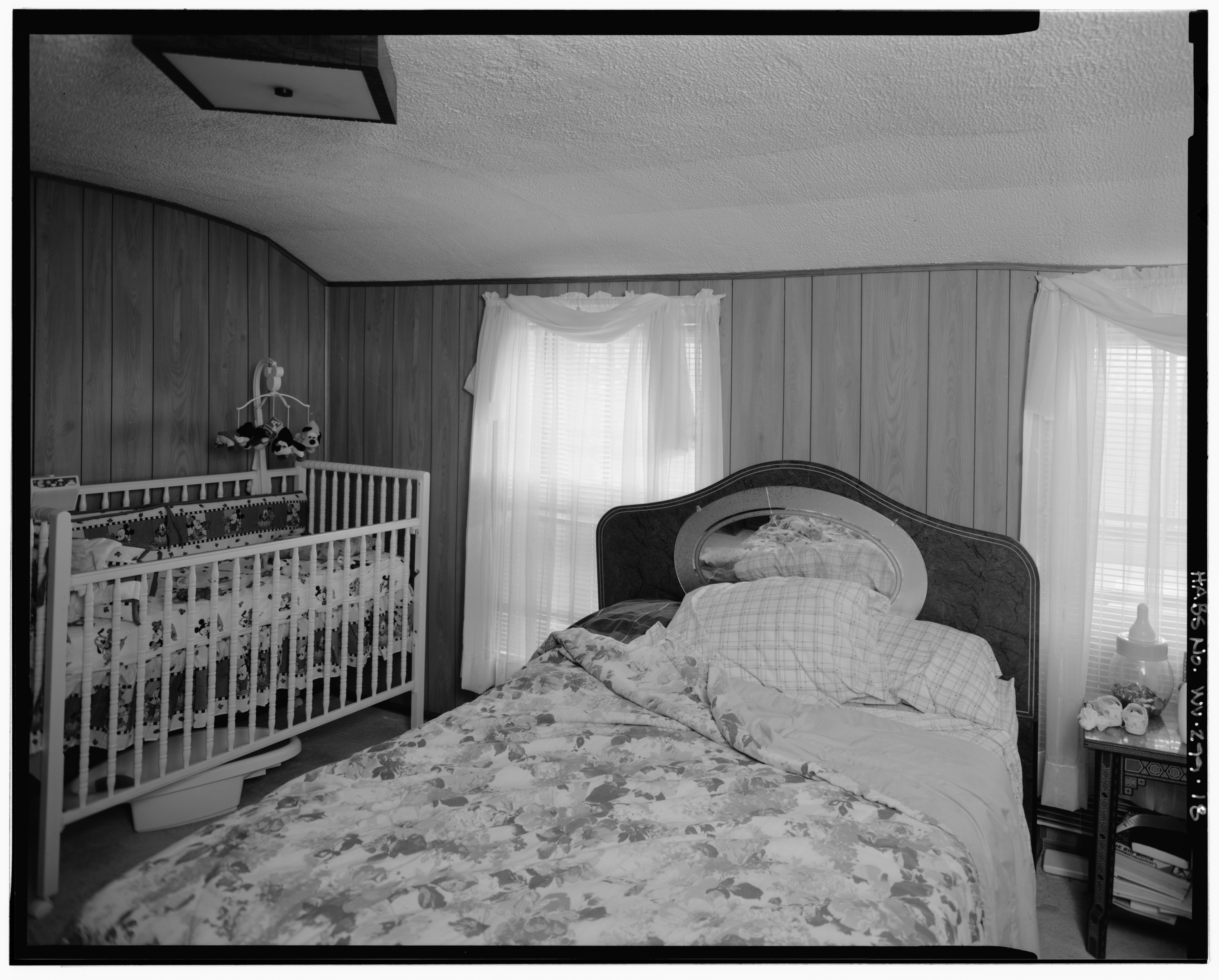 File Master Bedroom Facing North John Bly House East