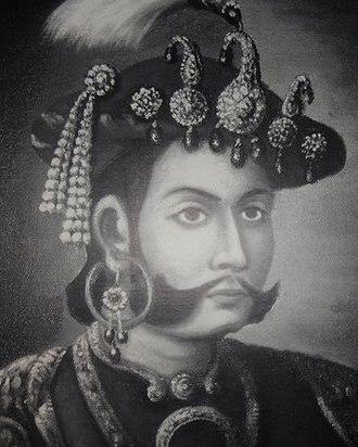 Mathabarsingh Thapa - Image: Mathabarsingh Thapa 1843