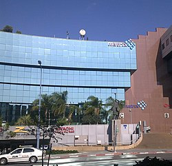 Matrix IT HQ, Herzelia, Israel 2011.jpg