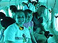 Matt , Stacy, & I in the submarine (77827448).jpg