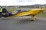 Matt Hall's MXS-R (VH-CQE) at the Canberra Airport open day.jpg