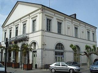 Maubourguet Commune in Occitanie, France