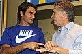 Mauricio Macri con Federer en la Bombonera (8285723744).jpg