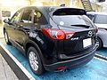 Mazda CX-5 25S (KE5AW) rear.JPG
