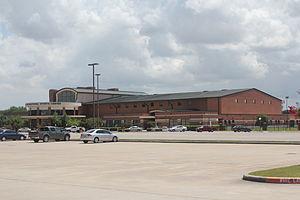 McDonald Gym - Image: Mc Donald Gym and the Sheila Umphrey Recreation Center