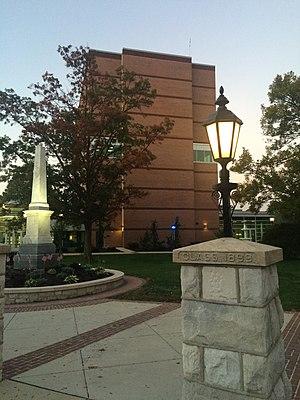 Millersville University of Pennsylvania - McNairy Library at Millersville University