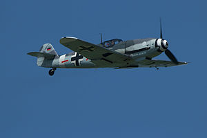 Me109 at Airpower11 05.jpg