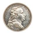 Medalj på Karl XIII, 1811 - Skoklosters slott - 100158.tif
