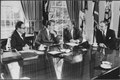 Meeting in the Oval Office concerning Congressman Ford's nomination as Vice President - NARA - 194549.tif