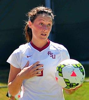 Megan Campbell Footballer
